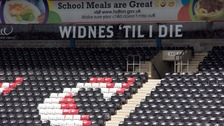 Widnes Vikings have been relegated after seven years in the top flight.