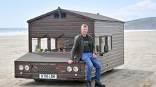Fastest shed beats its own 101mph speed record