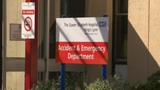 Meeting to decide future of short-staffed wards at QEH