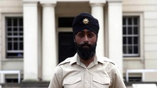 Sikh guardsman reportedly under investigation for drugs misuse
