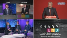 If you missed last night's Sharp End, it's here now