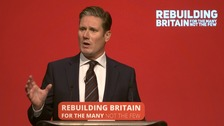 Labour 'not ruling out remain' as it seeks vote on May's Brexit plan