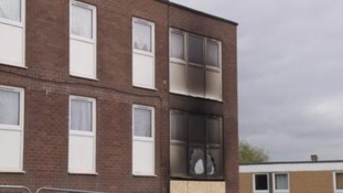 Flat fire that killed mother and daughter started by electric heater