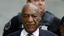 'Sexual predator' Bill Cosby jailed over historical sex assault