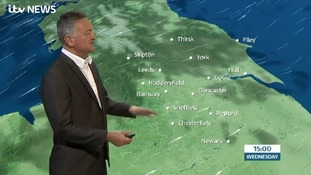 Weather: Early forecast with Jon Mitchell