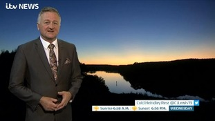 Weather update for across the region with Jon Mitchell