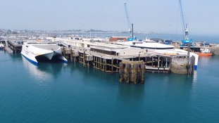 Guernsey Deputies want construction waste used for harbour expansion