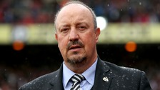 Newcastle manager Benitez charged by FA