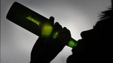 England records large decline in teenage drinking