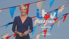 Wales Weather: A cold but bright start