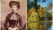 Bodnant Garden honours 'forgotten' suffragette