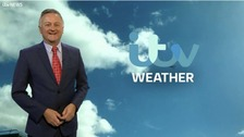The weather for the North West