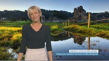 Wales Weather: A beautiful day for much for Wales!