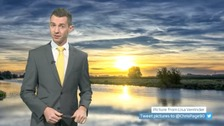 Chris Page has the latest forecast for the Meridian region