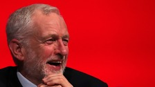 Corbyn closes Labour Party Conference with keynote speech