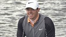 McIlroy said he's focused on the team rather than any one individual.