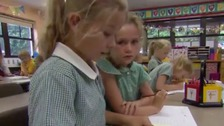 Primary schools mixing ages in the classroom
