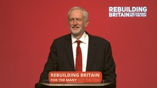 Corbyn tells May: Make sensible Brexit deal or make way for party that can