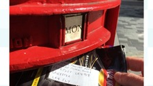 Royal Mail asks people to only post crisp bags back to Walkers in envelopes