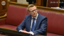 Inquiry hears Bell 'lied' over RHI cost cuts delay