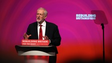 Jeremy Corbyn pledges support for Swansea Bay tidal lagoon