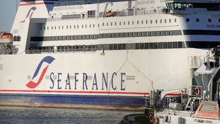 SeaFrance, Eurotunnel