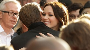 Emily Blunt and Ewan McGregor