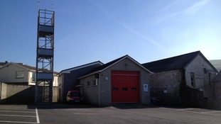 Woolacombe Fire Station