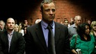 Oscar Pistorius appears in court