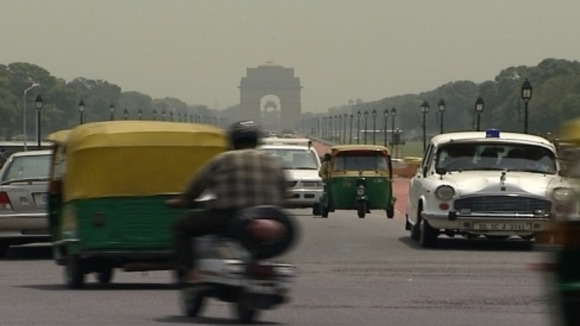 India, New Delhi