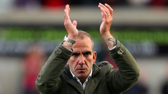 Paolo Di Canio was not missed in Swindon's first game since his departure