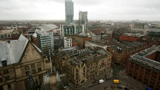 Manchester Central had the highest rate of child poverty according to the study at 47%