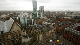 The highest level of child poverty, according to the study, is in Manchester Central
