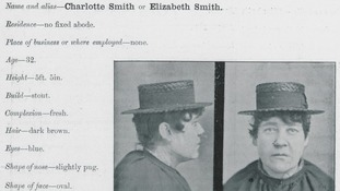Elizabeth Smith was convicted of being a habitual drunkard in 1903 and sentenced to one month of hard labour
