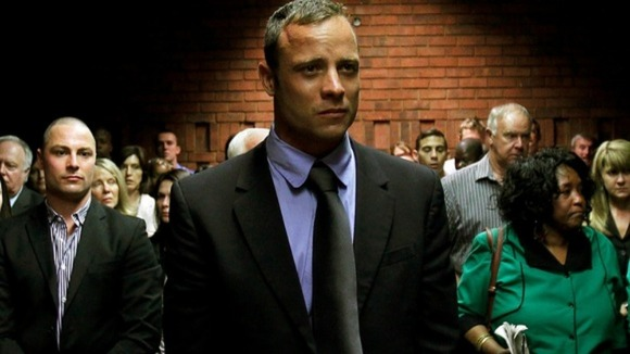 Oscar Pistorius in court on Tuesday
