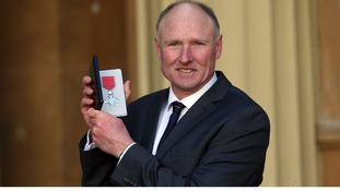 Coach of British Rowing Paul Thompson