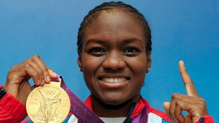 Nicola Adams: I fought through pain for Olympic Gold