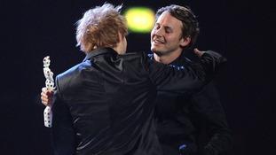 Ben Howard and Ed Sheeran