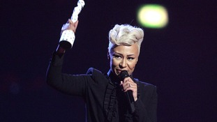 Emeli Sande and Ben Howard win two awards at the 2013 Brit Awards