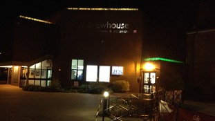 Lights out at the Brewhouse