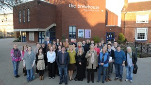 Brewhouse theatre closure: STATEMENT