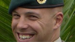 Sergeant Luke Taylor