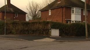 Ashik Ali's flat at White Street, Sparkhill