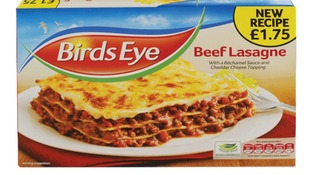 Beef Lasagne 400g, Traditional Spaghetti Bolognese 340g, Shepherd's Pie 400g have been recalled by Birds Eye
