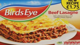 Birds Eye has today removed three of its beef products