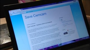 Save Cwmcarn blog