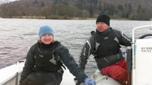 Lucy Hodges & Ian Shearer