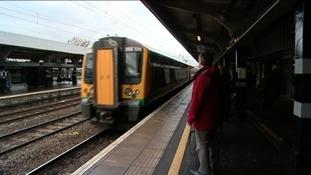 London Midland line