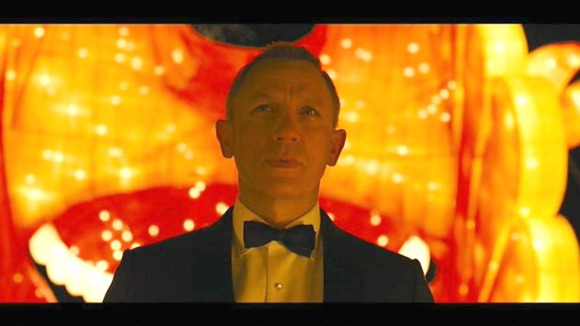 The latest Bond movie Skyfall was censored for Chinese cinemas