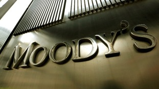 The UK has been stripped of its premium AAA credit rating by the agency Moody's.